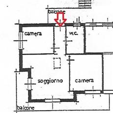 Planimetria 3 locali a Crandola Valsassina