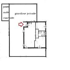 Planimetry 3 rooms in Sormano
