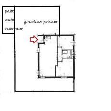 Planimetry 3 rooms in Sormano