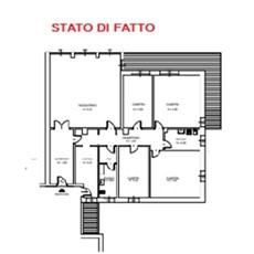 Planimetria 5 locali a Monza